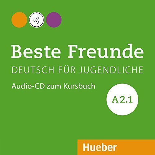 Beste Freunde Audio Cd Zum Kursbuch A2 1