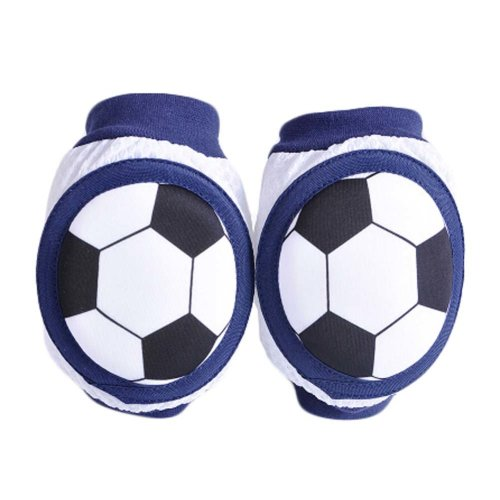 Creative Baby Summer Crawling Protector Knee Elbow Pads Soccer Ball