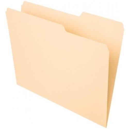 Pendaflex 752 2-5 RE File Folders, Pack Of 5