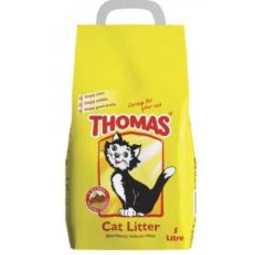 Thomas Cat Litter 5l (mpp ú3.49)