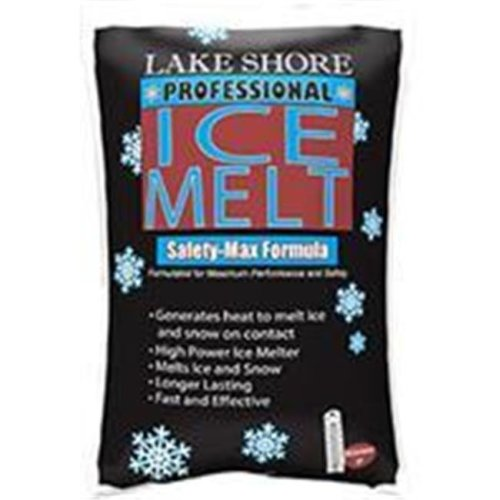 Milazzo Industries, Inc.-Lake Shore Professional Ice Melt 20 Pound 15020