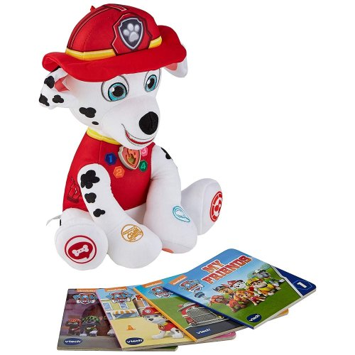 Vtech Paw Patrol Marshall's Read to Me Adventure