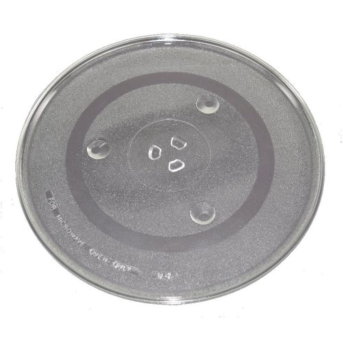 Microwave Glass Turntable 315mm Fits Breville, Cookworks and Currys Universal