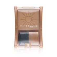 MAYBELLINE BLUSH BRONZER EXPERTWEAR #10 SUNLIGHT by Maybelline