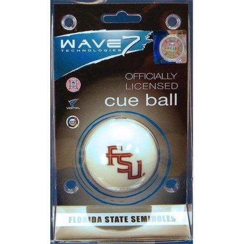 Wave7 FSUBBC400 Florida State Seminoles Cue Ball