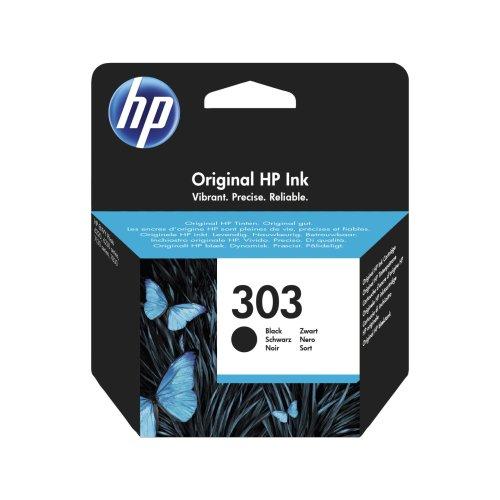 HP T6N02AE (303) Printhead black, 4ml