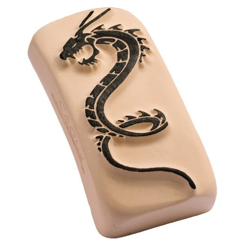LaDot Temporary Tattoo Stamping Stone, Giant Dragon