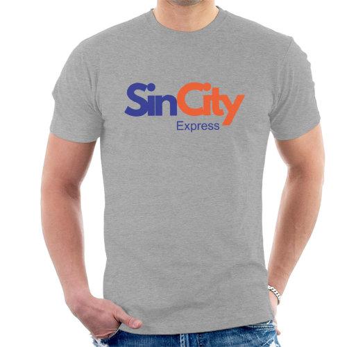 Fed Ex Sin City Express Men's T-Shirt
