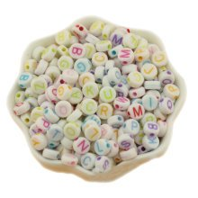 Round Beads Material for Making Jewelry Gifts