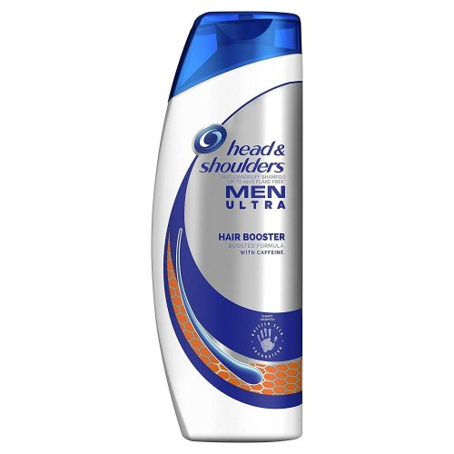 Head & Shoulders Anti-Dandruff Shampoo Men Ultra Hair Booster Caffeine 225ml