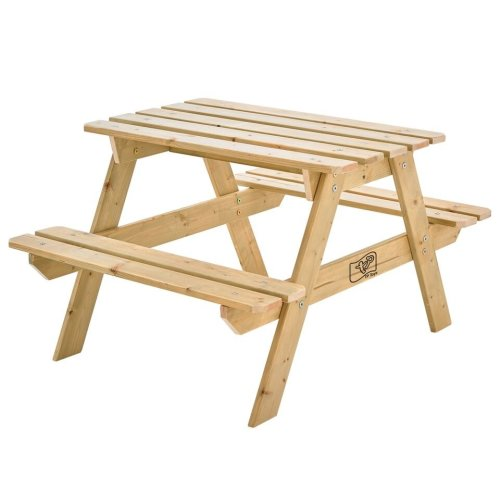 TP Toys Wooden Picnic Bench