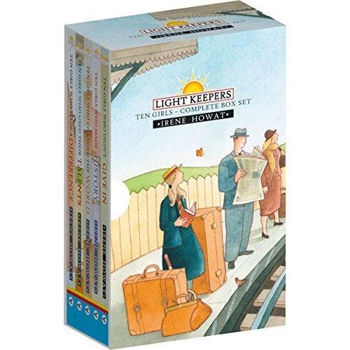 Lightkeepers Girls Box Set: Ten Girls: Girls Complete Box Set