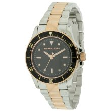 Michael Kors Tatum Two-Tone Ladies Watch MK6121