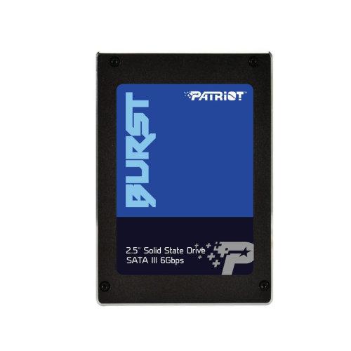"""Patriot Memory Burst 480 GB Serial ATA III 2.5"""""""