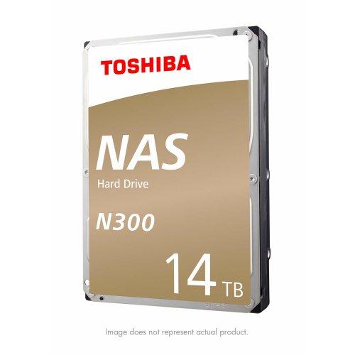 Toshiba HDWG21EUZSVA 14TB N300 NAS Internal HDD Bulk HDWG21EUZSVA