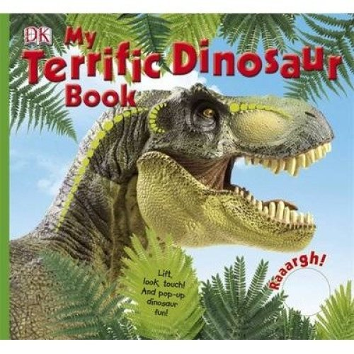My Terrific Dinosaur Book