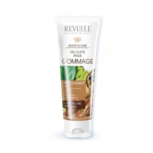 Revuele Delicate Face Gommage Antioxidant Effect 80ml