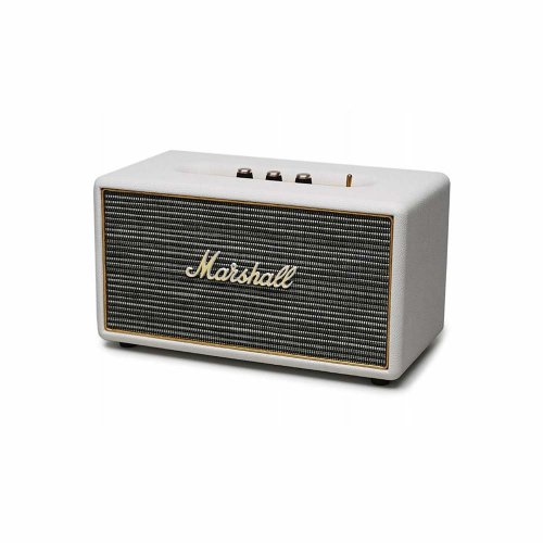 Marshall Stanmore Stereo Bluetooth Speaker - Cream