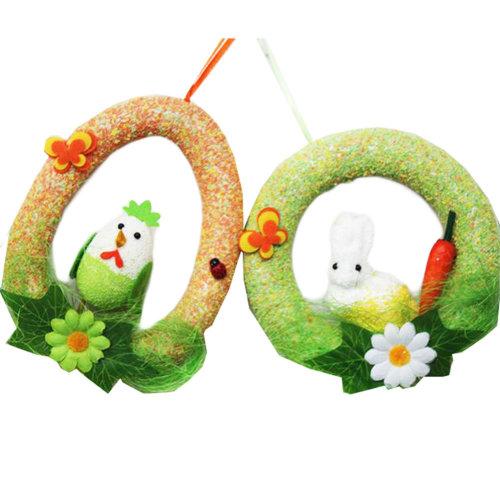 One Random Color Children DIY Easter Eggs/Plastic/Painting Eggs