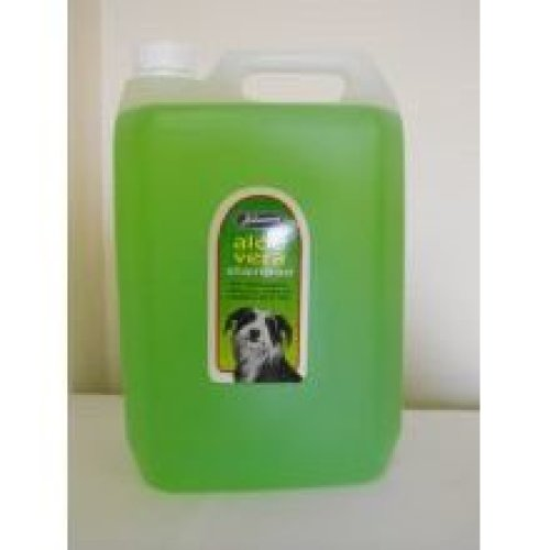 Johnsons Aloe Vera Shampoo (5ltr)