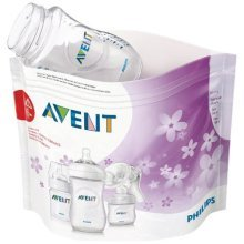 Philips Avent Microwave Steriliser Bag Scf297/05