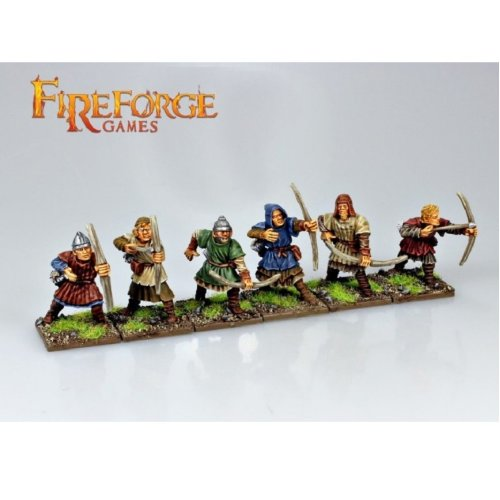 Fireforge Games Byzantine Infantry Command