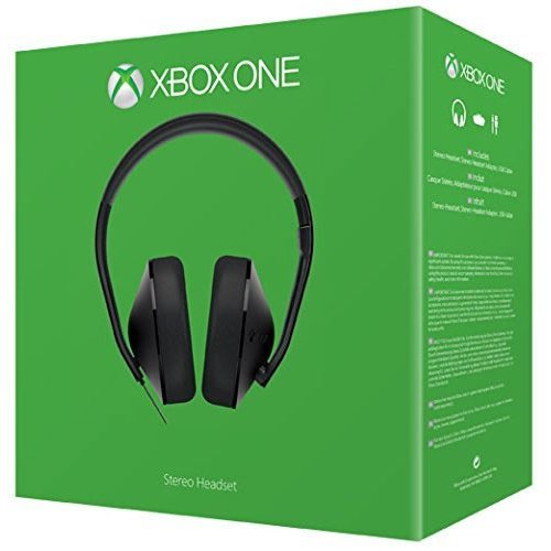 Official Xbox One Stereo Headset Xbox One Version 2