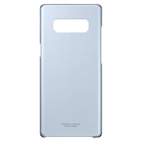 Samsung Hard Case for Galaxy Note 8Blue/Clear