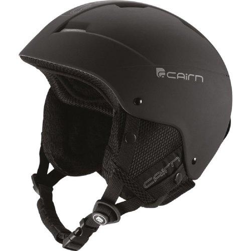 Cairn Android J Matt Black Helmet Junior 51/53