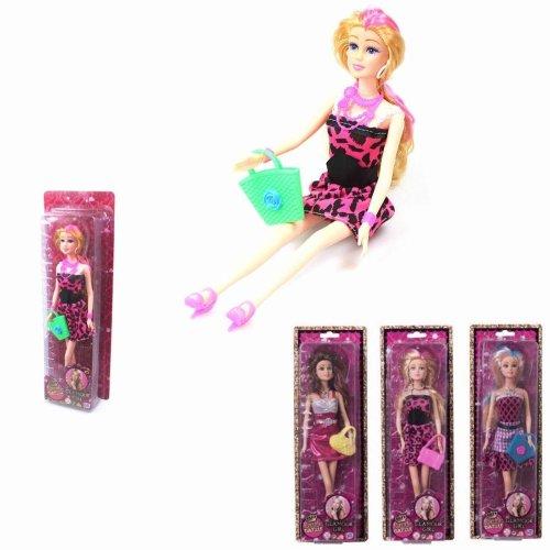 GLAMOUR GIRL DOLL -Fashion Doll,