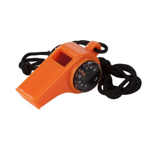Regatta Great Outdoors 3-In-1 Survival Whistle