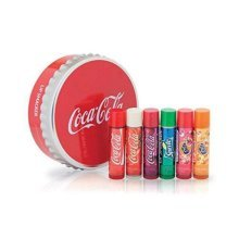 Lip Smacker Coca Cola Round Tin Cap ( 6 Pieces)