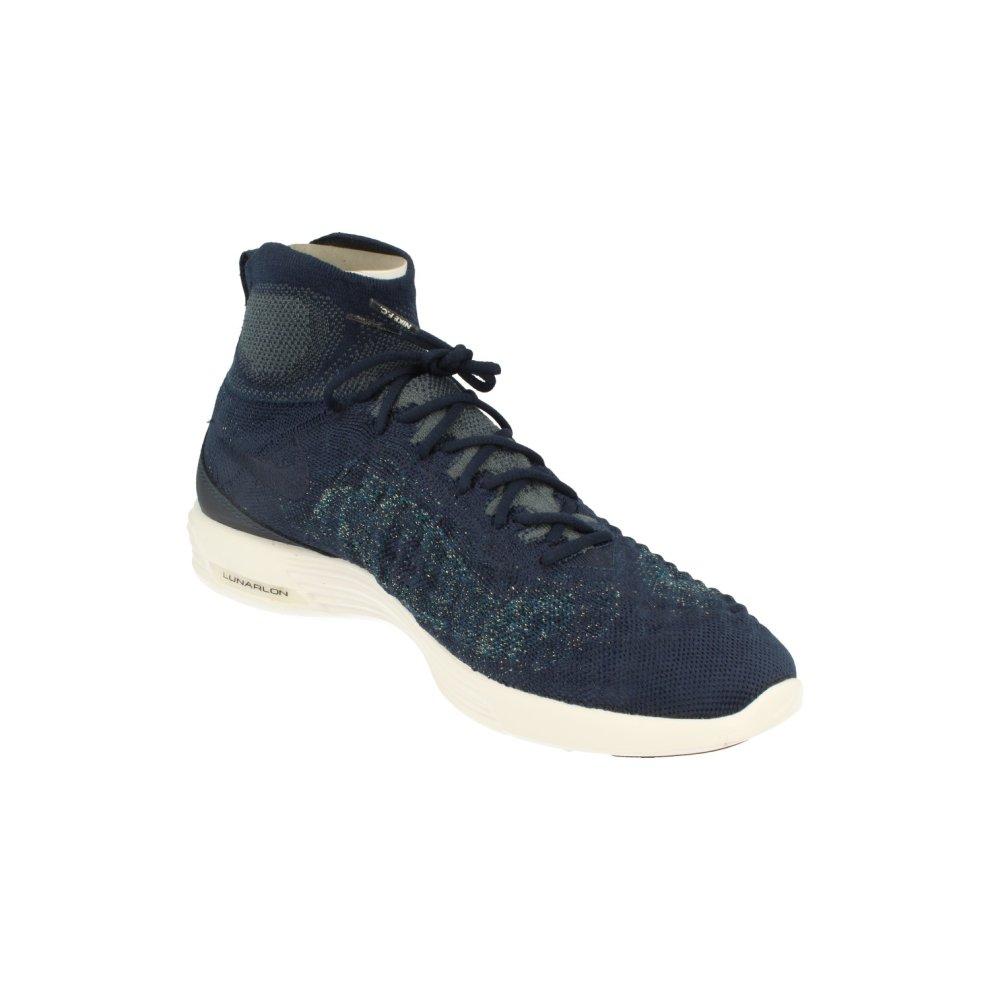 big sale 87190 19d65 Nike Lunar Magista II Fk Fc Mens Hi Top Trainers 876385 Sneakers Shoes