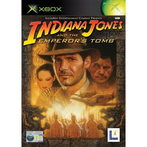 Indiana Jones and the Emperor's Tomb (Xbox)