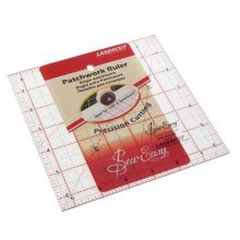 Sew Easy Patchwork Quilting Square 6.5 x 6.5in Template