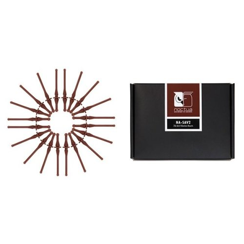 Noctua NA-SAV2 Brown hardware cooling accessory