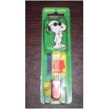 Peanuts Joe Cool Snoopy Childs Toothbrush Child