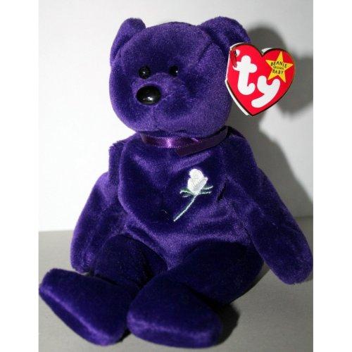 Princess the Bear - Ty Beanie Baby (Diana, Princess of Wales, Commemorative)