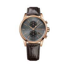 Hugo Boss Men's Brown Jet Chronograph Watch