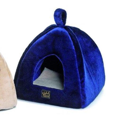 Karlie Queeny Top Cat Igloo Blue
