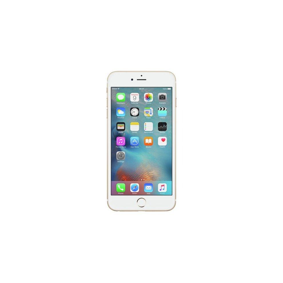 Virgin, 64GB Apple iPhone 6s Plus - Gold