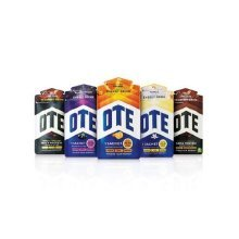 Ote Powdered Energy Drink Bulk 1.2kg (blackcurrant) - Cycling Training Exercise -  ote cycling training exercise workout energy drink 12 kg sachet