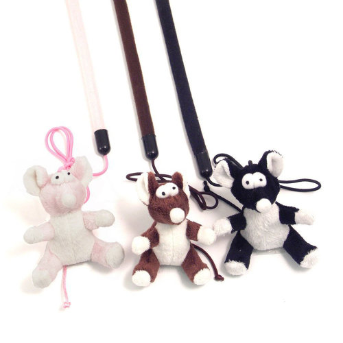 Rosewood Jolly Moggy Mice Mouse Cat Teaser