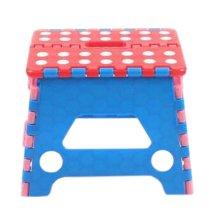 Creative Plastic Foldable Step Stool Portable Folding Stools Stepstool for Kids & Adults, No.3