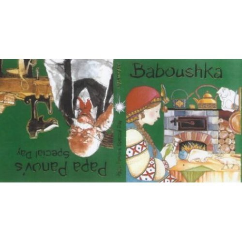 Baboushka Papa Panov (Christmas Minibooks)