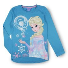 Frozen T Shirt - Blue