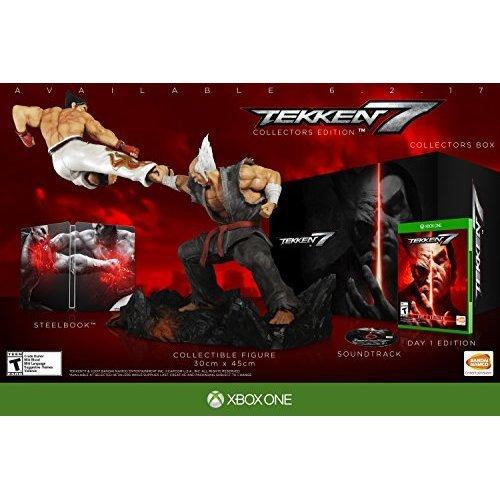 Tekken 7 Collectors Edition Xbox One Collectors Edition