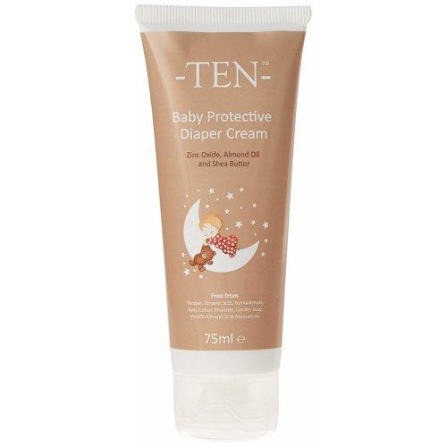 -TEN- Baby Protective Diaper Cream, Gentle Baby Skincare