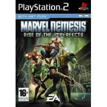 Marvel Nemesis: Rise of the Imperfects (PS2)