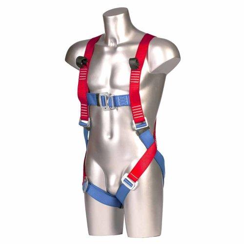 sUw - Front & Rear Harness Red Regular